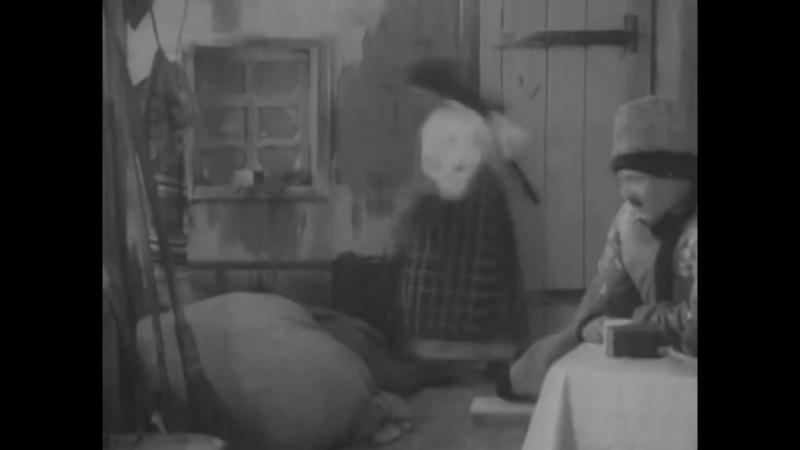 Ночь перед рождеством / The Night Before Christmas 1913 Владислав Старевич