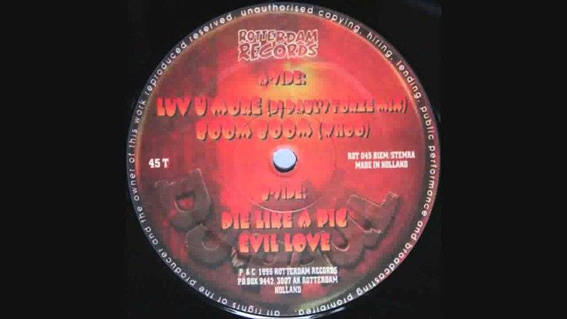 DJ Paul Elstak - Luv U More (DJ Paul's Forze Mix)