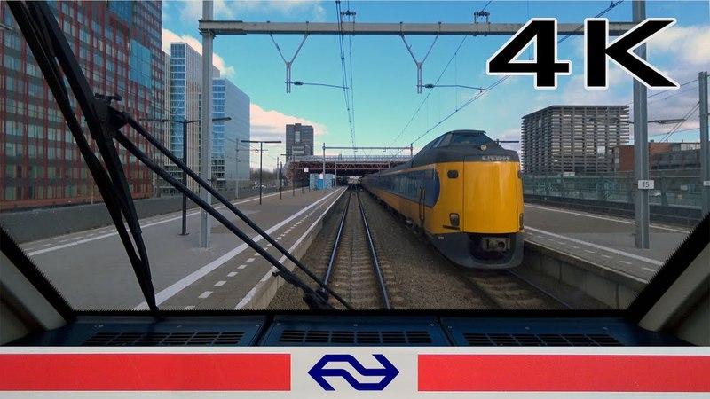 CABVIEW HOLLAND Utrecht- Almere SLT 2018