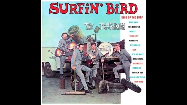 The Trashmen - Surfin Bird
