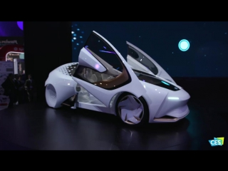 CES = Consumer Electronics Show