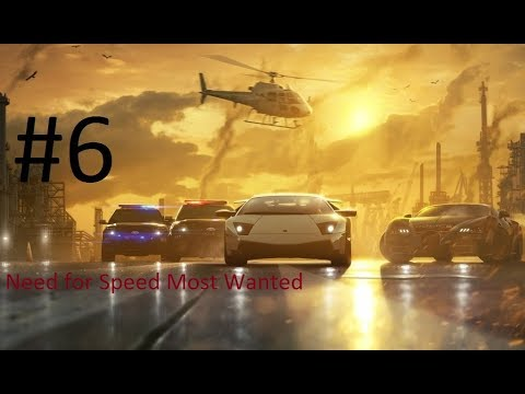 Прохаждение Need for Speed Most Wanted 6