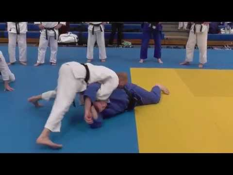 Judo Warmups Drills Steve Gawthorpe Series 2