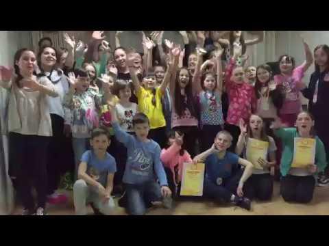 Ласточка Огонь Весенняя добровольческая школа 2018