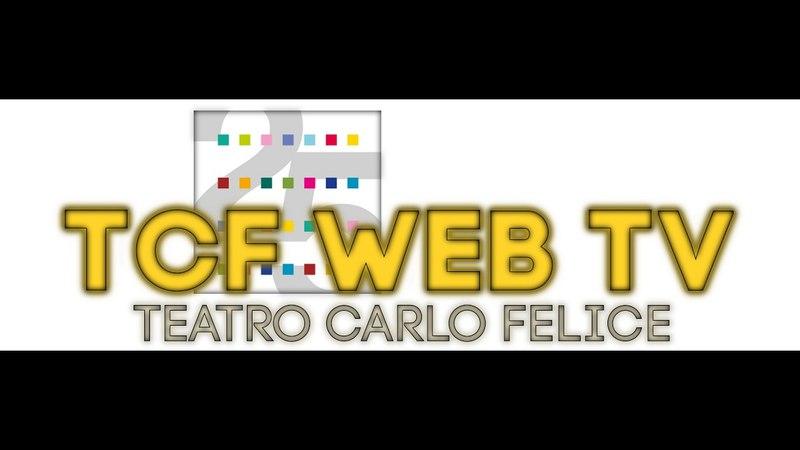 Интернет-телевидение Teatro Carlo Felice di Genova