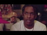 A$AP Rocky отвечает на вопросы знаменитостей