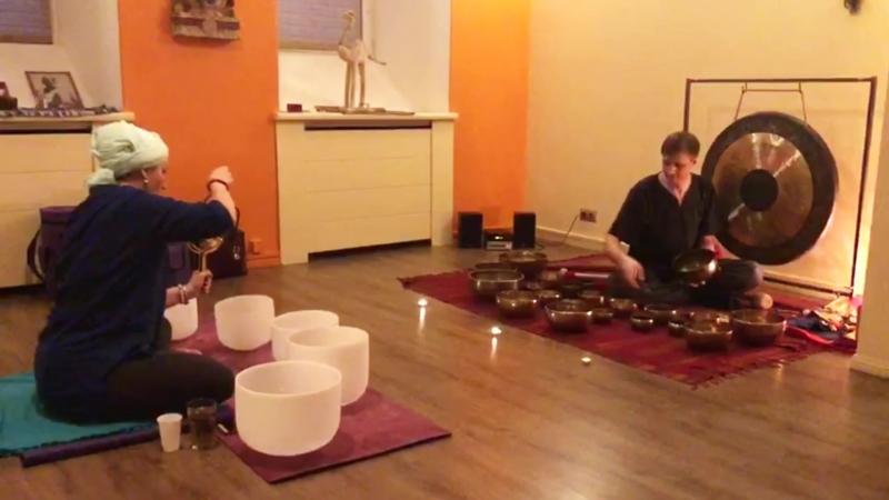 Концерт-медитация с гонгом, тибетскими и хрустальными чашами
