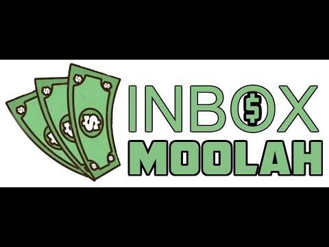 Inbox Moolah Prelaunch - Make $125 to $475 Per Day Sending Emails