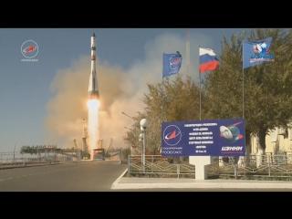 Пуск РКН «Союз-2.1а» с ТГК «Прогресс МС-07»