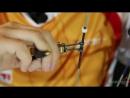 Как сделать петельку на блочный лук _ D - Loop _ Мастерская Archery Club