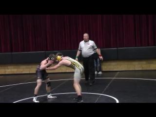 American amateur wrestle match