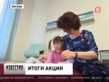 Итоги акции День Добрых Дел для Маши Ерёменко