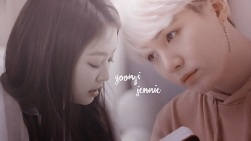Yoongi jennie || million