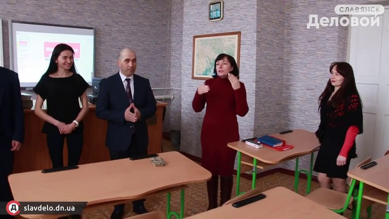 Встреча мониторинговой Хельсинской группы в Черкасском - 28.03.2018