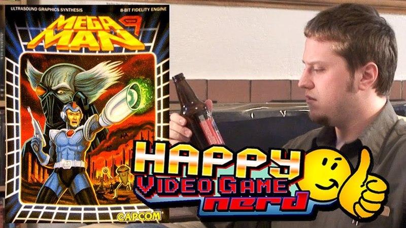 Счастливый Видеоигровой Задрот — Megaman 9