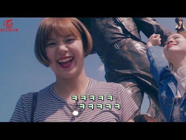 TWICE 트와이스 She's Smol But Has a Big Laugh 🐯 Chaeng