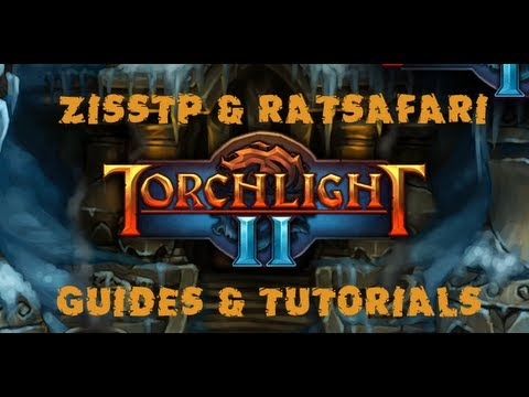Torchlight 2 TutorialGuide with Ziss - Embermage Build for Hardcore Elite
