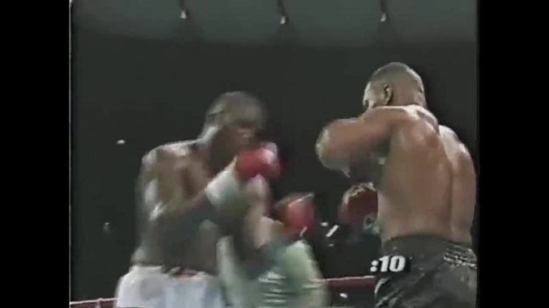 James Buster Douglas vs Iron Mike Tyson Highlights Greatest Boxing UPSET and