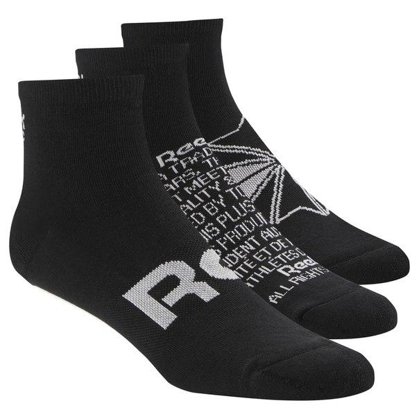 Носки Classic Graphic Ankle ― 3 пары в упаковке