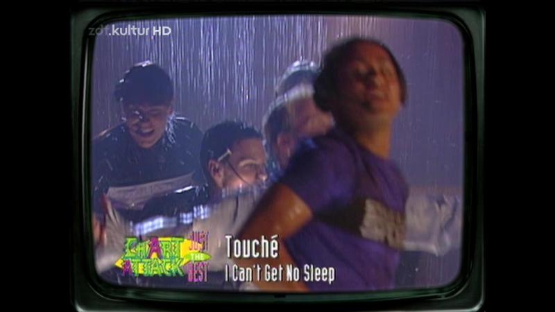 Touché - I Can't Get No Sleep (ZDF Chart Attack 28.06.1997) - песня Дитэра Болена (Dieter Bohlen)