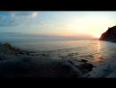 Архипо-Осиповка 2017 Морской закат, смотреть в HD
