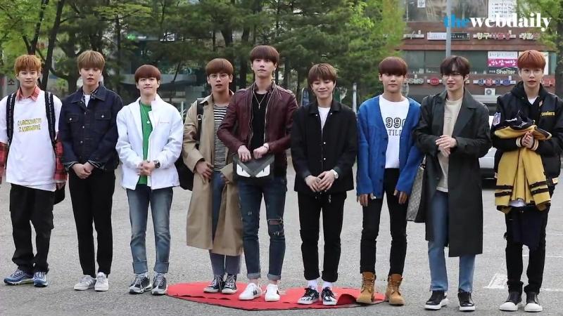[MASS MEDIA: 180420] UNB по пути на Music Bank (FEELDOG)