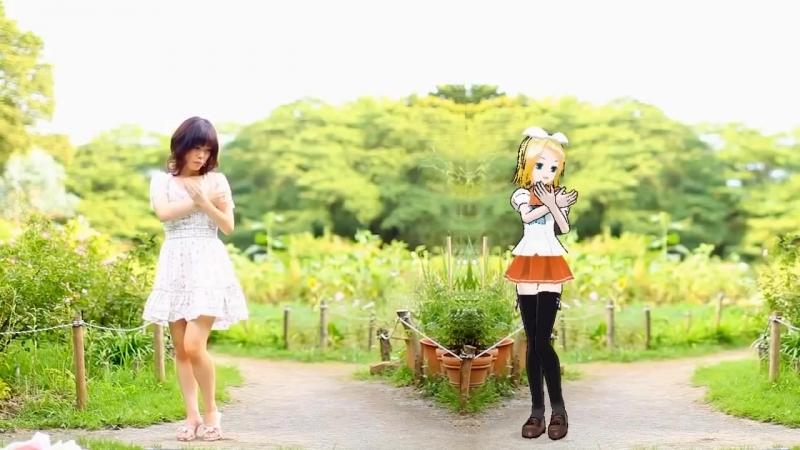 MMD Aikawa Kozue Hello How Are You ハロ ハワユを踊ってみた
