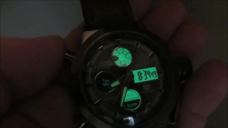 Обзор ударопрочных водонепроницаемых цасов AMST 3003