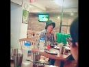 10.11.2017 FANCAM U-KISS Kiseop - private event in Sinjeon Tokbokki restaurant @ Vietnam Ho Chi Minh City