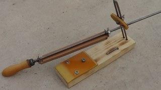 Сделай и себе этот инструмент | точилка для ножей своими руками