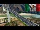 Mexico- Autopista México-Acapulco y El Impresionante Puente Mezcala Solidaridad