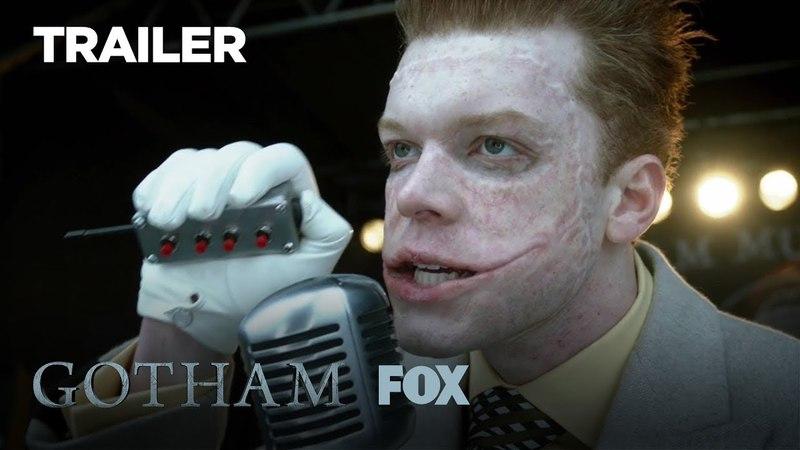 GOTHAM Season 4 Jerome White Band Trailer [HD] Ben McKenzie, Donal Logue, David Mazouz