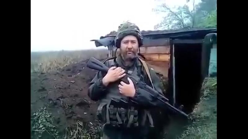 Один из карателей хунты рассказывает, как он прозрел.🔞👉Группа:Наш Донецк vk.com/donetskcity2