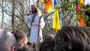 Виступ волхва Світовита Пашника на урочистому заході Відроди Хортицю Відроди велич предків