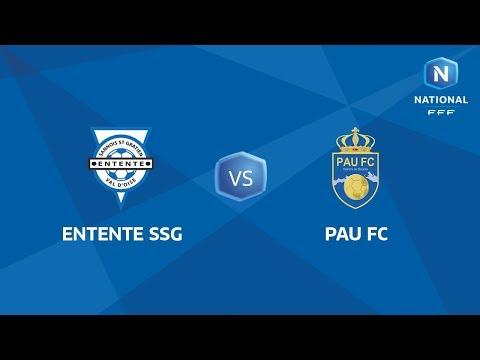Vendredi 06/04/2018 à 19h45 - Entente SSG - Pau FC - J29