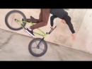 Tate Roskelley BMX One Hand Nose Manual