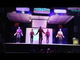 Анимация в Даре Танцы народов мира Мексика