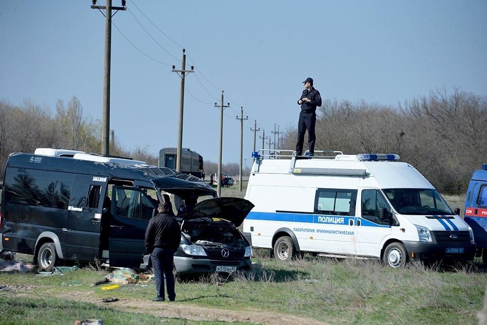 Родственникам погибших в страшном ДТП в Крыму выплатят деньги