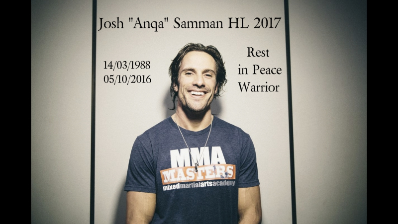Josh Anqa Samman HL 2017 | Rest in Peace Warrior