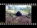 Трактор ДТ-75 месит грязь на бездорожье! Гусеничный трактор на бездорожье, что танк в бою!