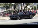 1969 Ford Mustang with 550HP - Loud Sounds