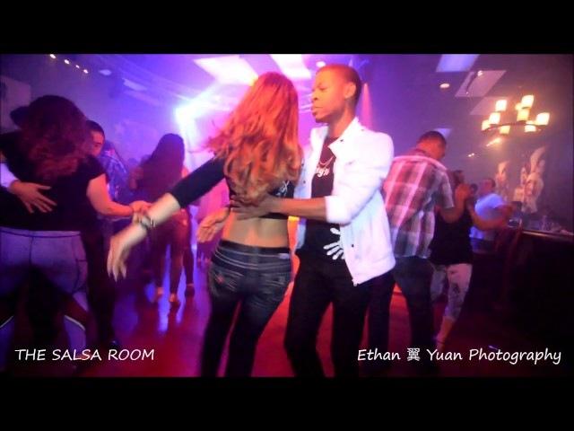LINDA SAENZ EJ Bachata Social Dance @ TSR