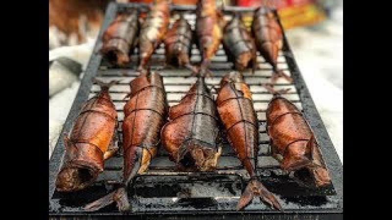 Рыба Горячего Копчения. Рецепт. Вкусно и Просто- Огонь!