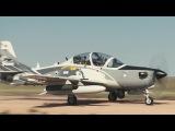 A-29,  AT-6 Dirt Runway LandingTake Off