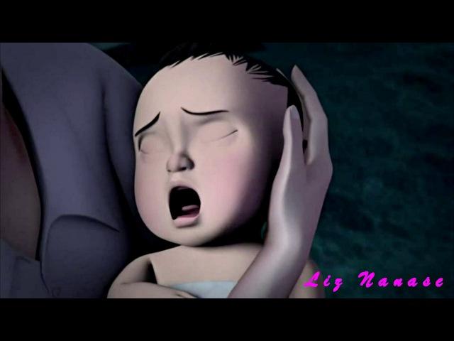 Hijo de la luna - Mecano [MV] TMNT 2012: Tang shen Oroku Saki / TRIBUTE
