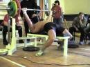 Ковальчук А., 125на17 раза, СВ-91,6 кг, 2й подход Жимовой марафон, 19.02.2012