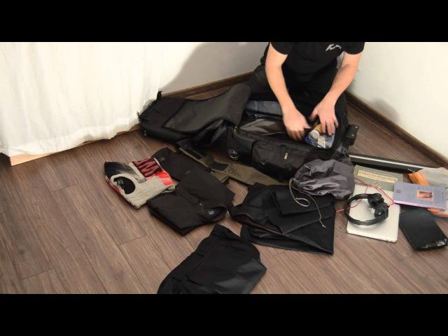 Trinity Violin Travel Set