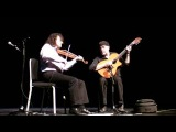 Martin Hayes and Dennis Cahill - Stunning Performance at Peery's Egyptian Theater in Ogden, Utah