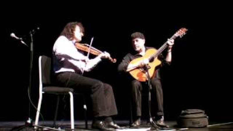 Martin Hayes and Dennis Cahill - Stunning Performance at Peerys Egyptian Theater in Ogden, Utah
