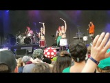 Beats Antique performing (Three Sisters) at Suwannee Hulaween 2017
